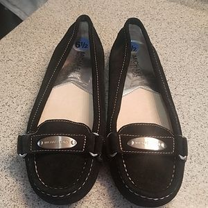 Michael Kors loafers, black, sz 6.5